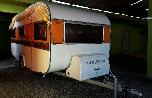 Adesivo TURISCAR - logo