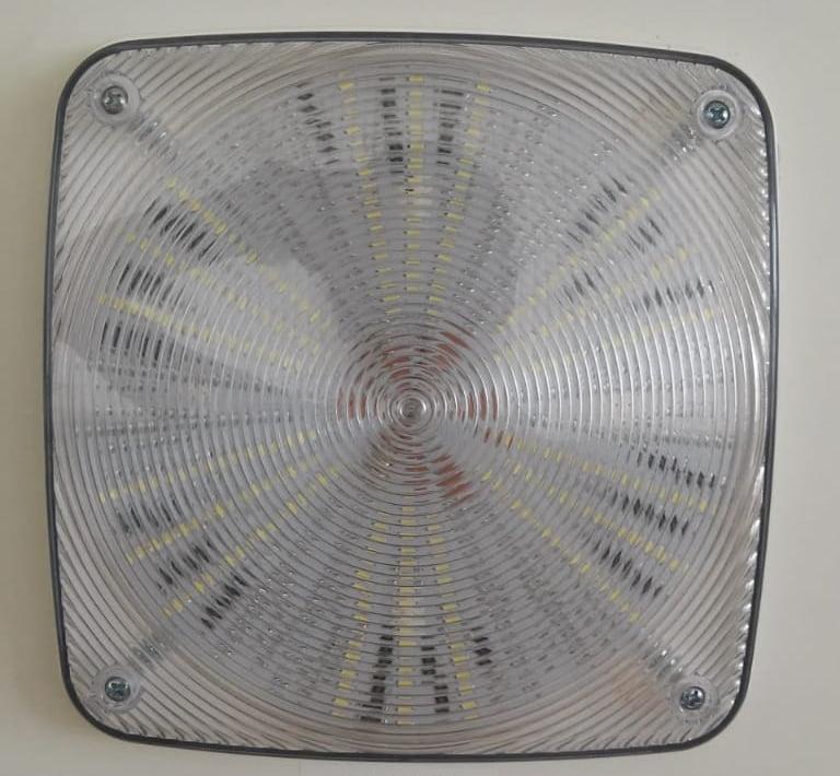 Luminária interna LED 12V