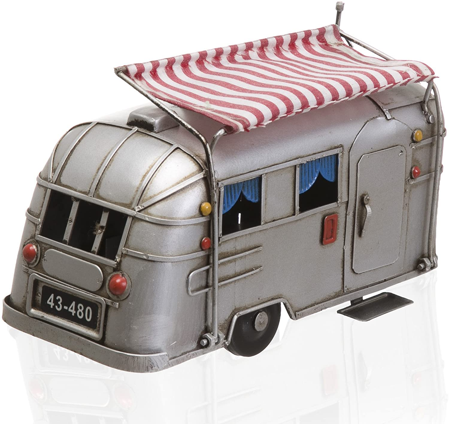 Miniatura do Trailer Airstream 1:24