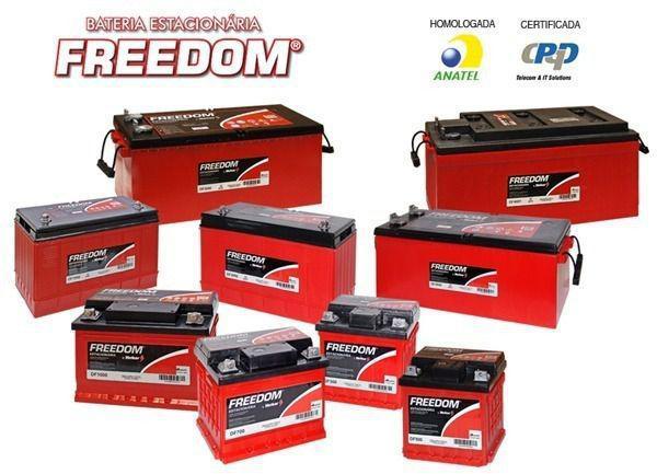 Bateria Estacionaria Freedom DF2000 12v 115ah
