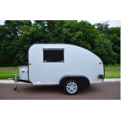 Mini-Trailer, estilo Tear-Drop, MTC SMALL - JEC Trailers