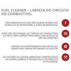 Limpeza Quimica do Circuito de Combustível Fuel Cleaner - Autoplast