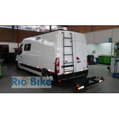 Extensor Suporte para Motos em Motor-Home