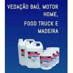 Impermeabilizante Lona Líquida 5 Litros - Linha Automotiva (para trailer, motor-home, baú)