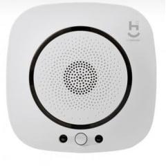 Sensor Detector Inteligente Sem Fio Gás Notificação Voz - Geonav