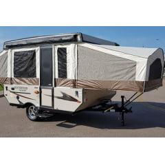 Tent Trailer Palomino T8 18/19 Semi Nova - ITU TRAILER