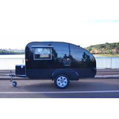 Mini-Trailer, estilo Tear-Drop, MTC OFF ROAD - JEC Trailers