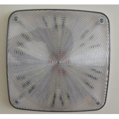 Luminária interna LED 12V - 108 LEDS - IMATRON