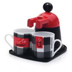 Mini café expresso - Cafeteira Imaginarium